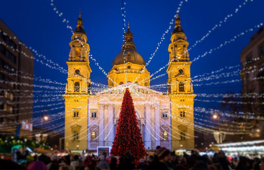 Le marché de Noël de Tallinn